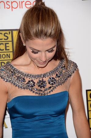 Maria Menounos 3rd Annual Critics' Choice Television Awards in LA 6/10/13