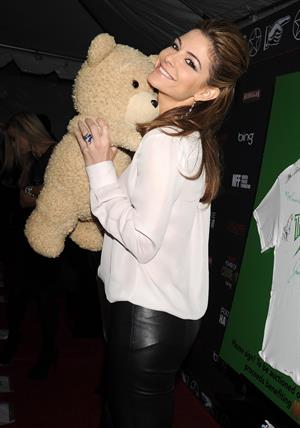 Maria Menounos The Variety 3rd Annual Power Of Comedy Event in Los Angeles 11/17/12