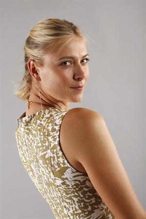 Maria Sharapova Jeff Zelevansky Photoshoot 2012