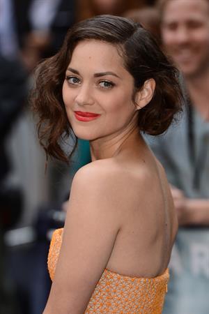 Marion Cotillard -  The Dark Knight Rises  European Premiere in London (July 18, 2012)