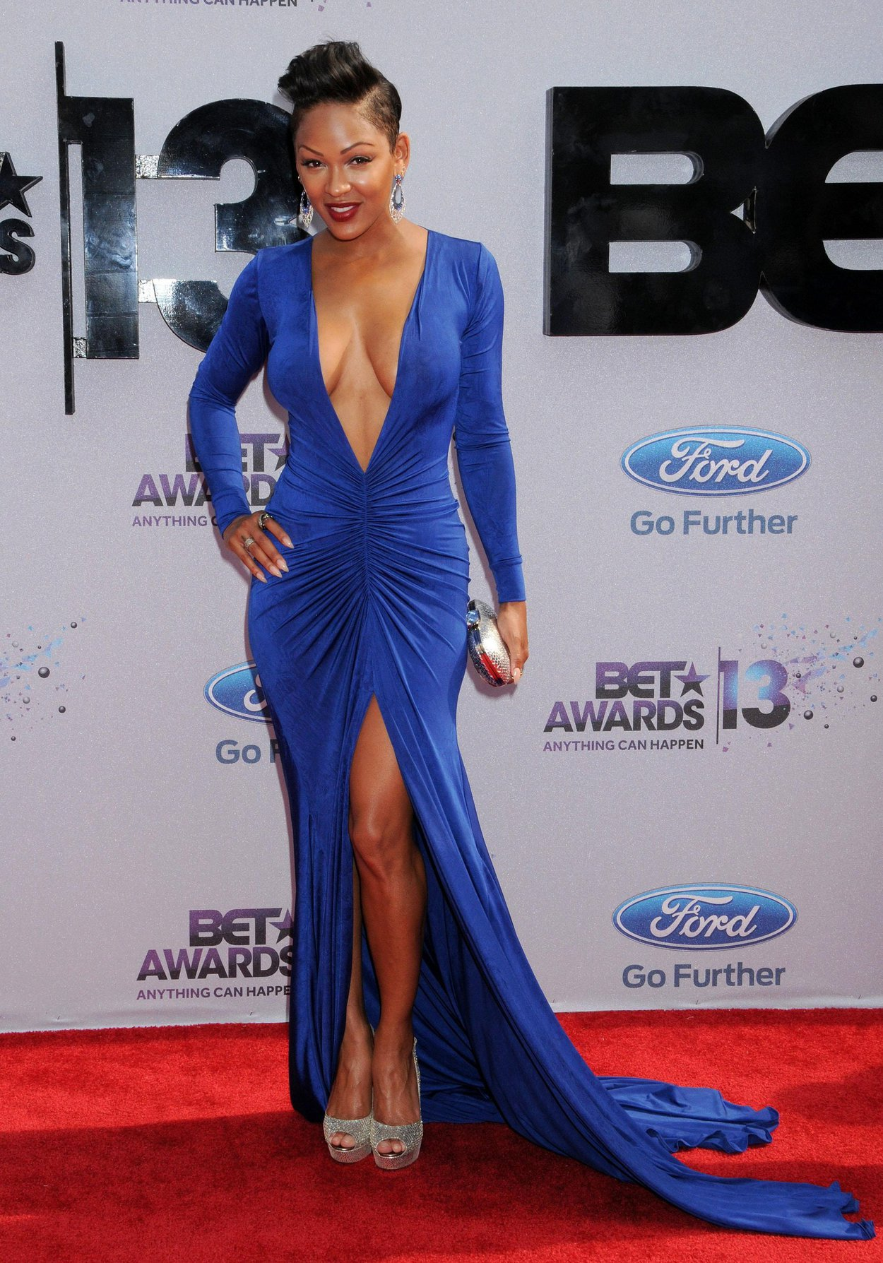 Meagan Good - 13th BET Awards in LA 6/30/13