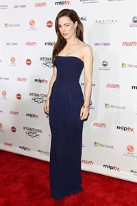 Melissa George 40th Annual International Emmy Awards (November 19, 2012)