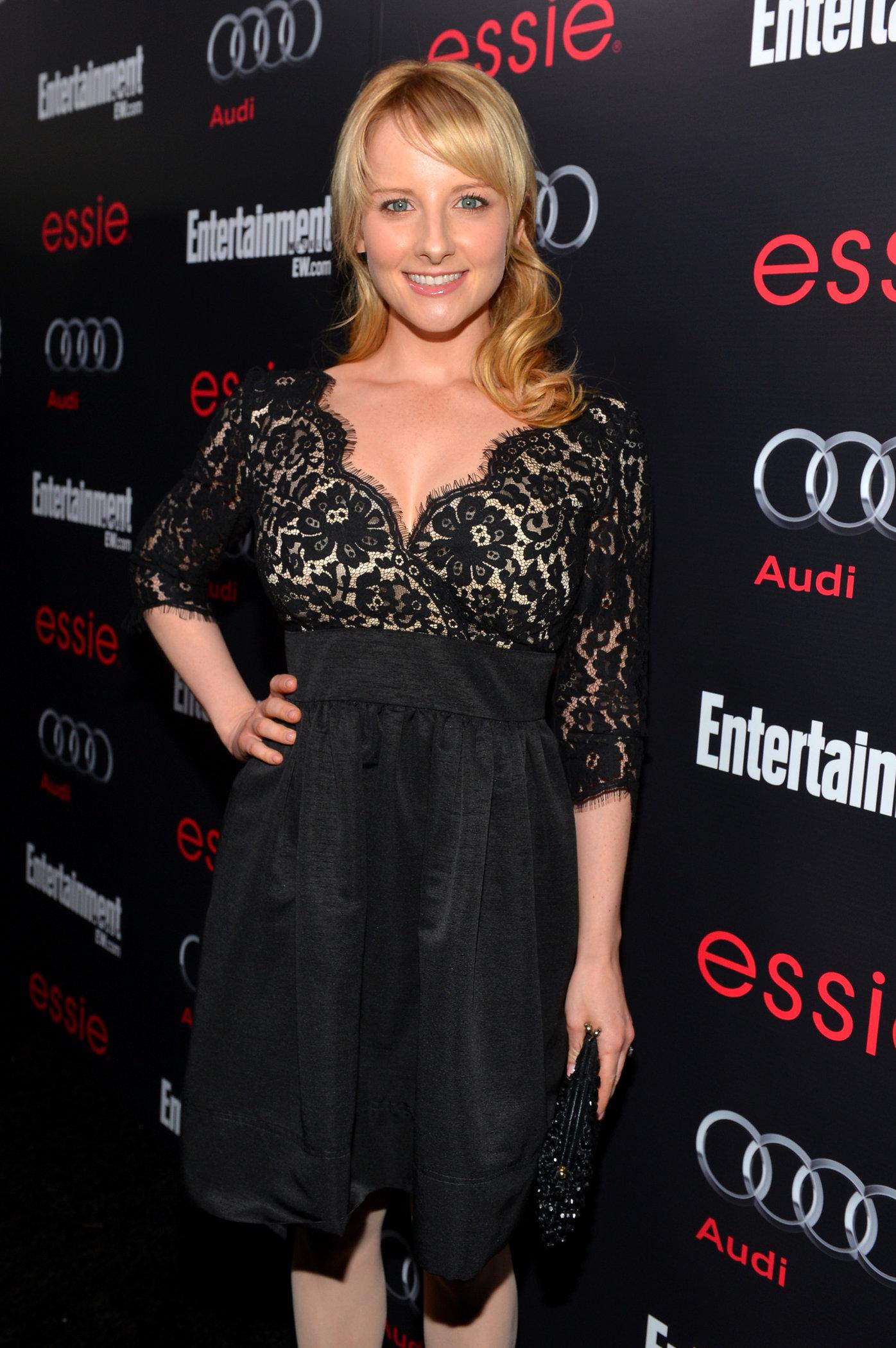 Melissa Rauch Entertainment Weekly Pre-SAG Party - LA