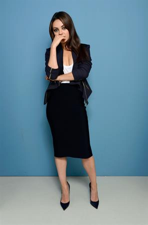 Mila Kunis 'Third Person' TIFF Portrait Session, Sep 10, 2013