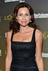 Minnie Driver Entertainment Weekly Pre-Emmy Party in Los Angeles - September 21, 2012