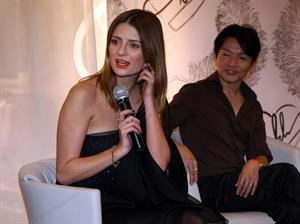 Mischa Barton Opens 'La Hong Vienna' Boutique in Vienna - October 23, 2012