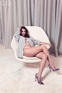 Morena Baccarin GQ Magazine (UK) March 2013