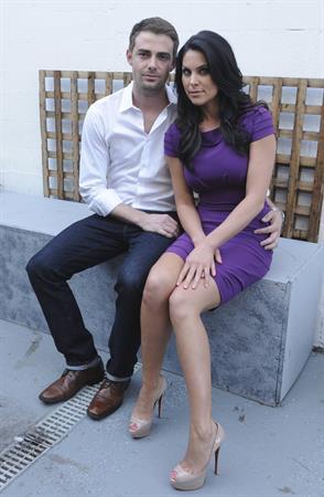 Nadia Bjorlin  Divorce Invitation  Los Angeles Premiere (May 12, 2013)