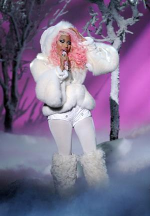 Nicki Minaj American Music Awards - Performance (November 18, 2012)