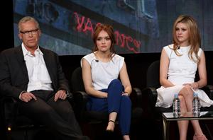 Nicola Peltz A&E's  Bates Motel  TCA Panel, Jan 4, 2012