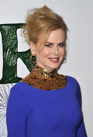 Nicole Kidman 'Stoker' screening in London 2/17/13