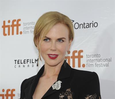 Nicole Kidman  The Railway Man  Premiere at Toronto International Film Festival -- Sep. 6, 2013
