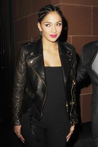 Nicole Scherzinger night out in London (08.03.2013)