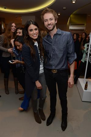 Nikki Reed - attends the Joe Fresh at JCPenney Launch in Los Angeles (07.03.2013)