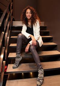 Noémie Lenoir Kabuki Welcome Alexander Wang Party (Dec 13, 2012)
