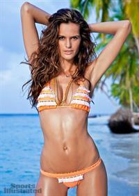 Izabel Goulart in a bikini