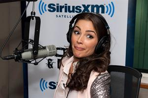 Olivia Culpo Visits SiriusXM Studios (Jan 4, 2013)