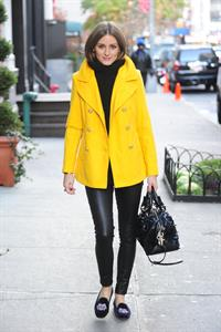 Olivia Palermo Going for breakfast on the Upper East Side in New York (November 19, 2012)