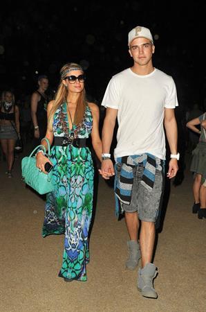 Paris Hilton Coachella Valley Music and Arts Festival - Week 2 Day 1 April 2013