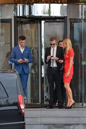 Paris Hilton At Palais du Festival in Cannes 5/16/13 add