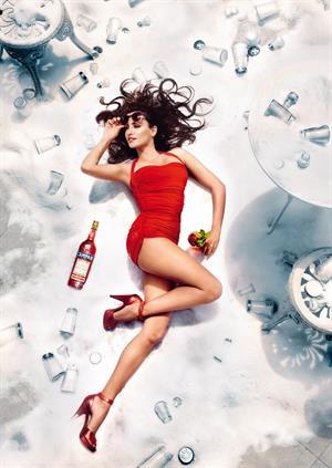 Penelope Cruz - Campari Calendar 2013