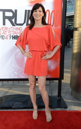 Perrey Reeves - True Blood Season 5 premiere in Los Angeles (May 30, 2012)