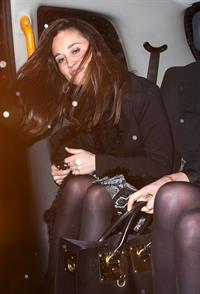 Pippa Middleton Leaving Tonteria Nightclub in London 20.12.12