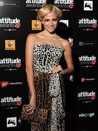 Pixie Lott Attitude Magazine Awards in London - Oct. 16, 2012