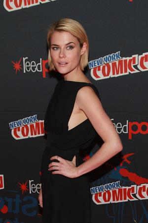 Rachael Taylor 2012 New York Comic Con - Day 4 (Oct 14, 2012)