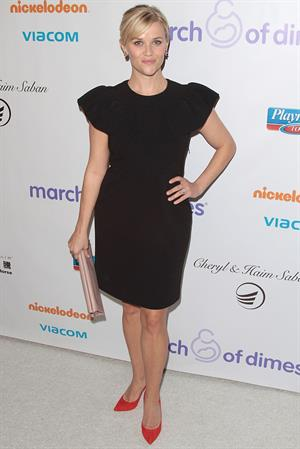 Reese Witherspoon - March of Dimes' Celebration of Babies - Dec. 7, 2012