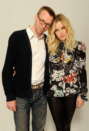 Riley Keough Tribeca Film Festival Portrait Studio - Day 3 (April 21, 2012)