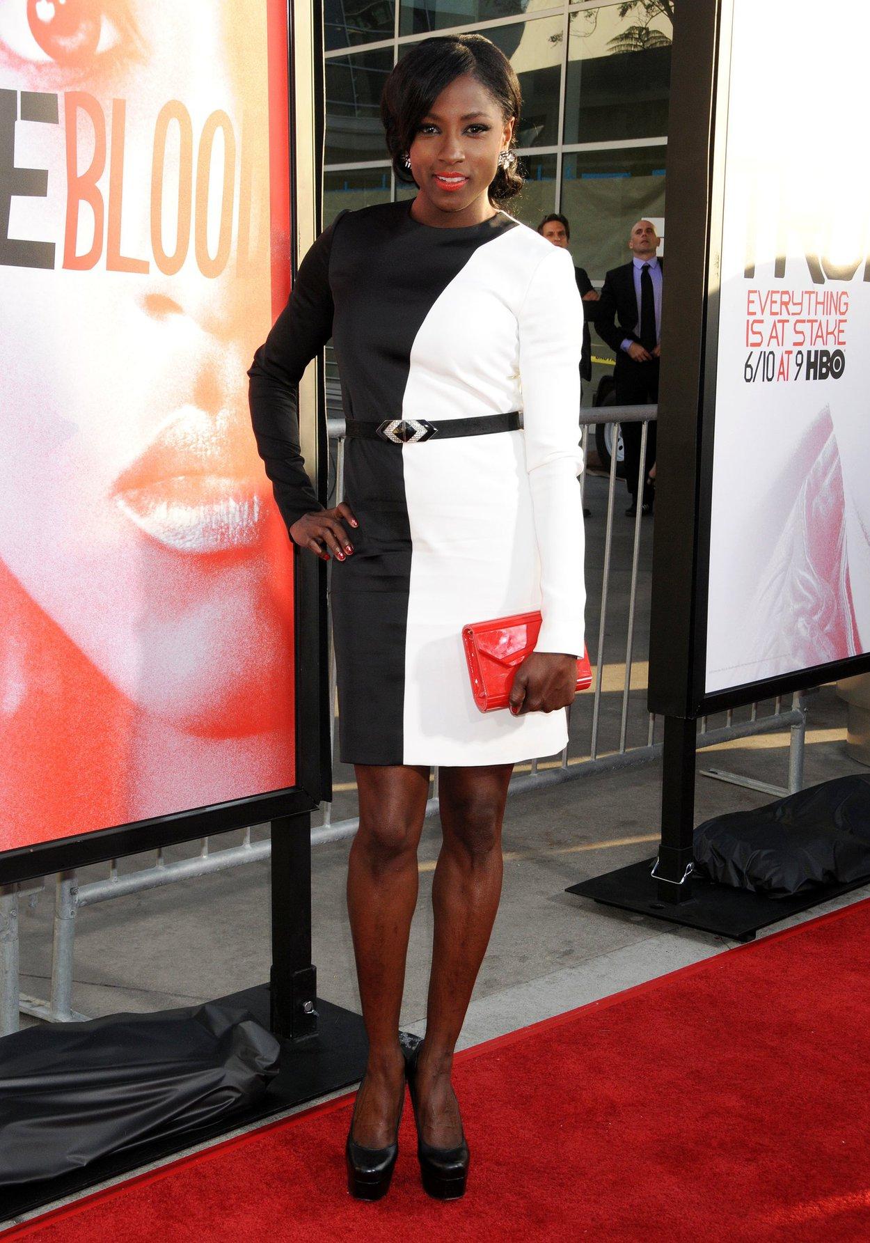 Rutina Wesley -  True Blood  Season 5 Premiere - Los Angeles - May 30, 2012