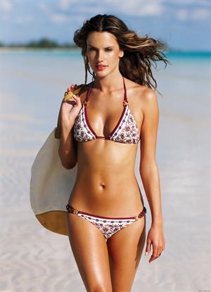 Alessandra Ambrosio Victoria's Secret Swimwear 2009