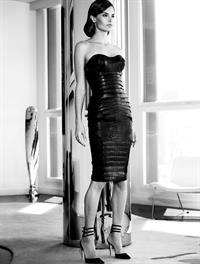 Alessandra Ambrosio James Macari photoshoot for Vogue Brazil December 2011