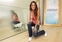 Sandra Echeverria beautiful in her  Marina  shoot by Mark Mainz