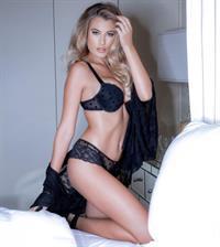 Cherie Noel in lingerie