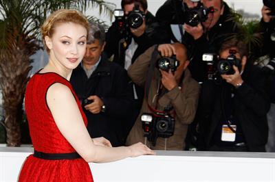 Sarah Gadon -  Antiviral  Photo Call at 65th Annual Cannes Film Festival - 20 May, 2012