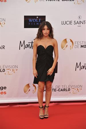 Sarah Shahi - 52nd Monte Carlo TV Festival Opening Ceremony in Monaco June 10, 2012