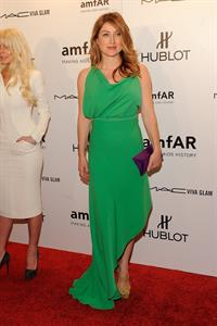 Sasha Alexander AMFAR New  York Gala during fashion week 08.02.12