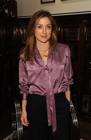 Sasha Alexander Jenni Kayne Fashion Presentation in New York September 2, 2012