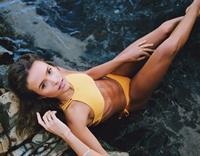Helen Owen in a bikini