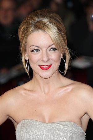 Sheridan Smith - 11 Quartet Premiere - Odeon Leicester Square London - Oct 15, 2012