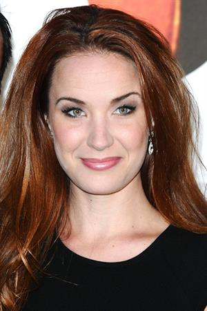 Sierra Boggess 2012 Classic Brit Awards February 10, 2012