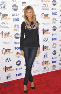 Stacy Keibler - Stand Up To Cancer benefit, Los Angeles, September 7, 2012