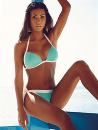 Federica Nargi in a bikini