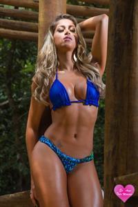 Carol Goncalves in a bikini