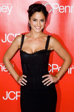 Minka Kelly Style Your Spring presented by JC Penney in New York City February 10, 2009