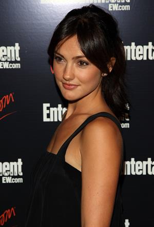 Minka Kelly at Entertainment Weekly and Vavoom annual upfront party in New York City on May 13, 2008