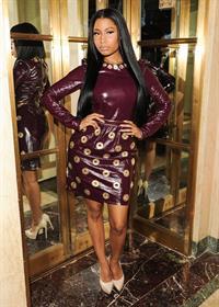 Nicki Minaj at the HARPERS BAZAAR Celebrate ICONS September 6, 2014