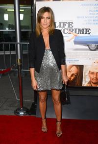 Jennifer Aniston Life of Crime premiere in Los Angeles August 27, 2014